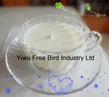 De gebemerkte Kaars van het Glas van de Kruik met Kaars de Van uitstekende kwaliteit van de Soja