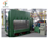 De houten Machine van de Pers van de Warmhoudplaat van de Pers van de Machine Hete Hydraulische