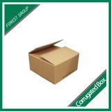 مصنع بالجملة يغضّن علبة صندوق يعبّئ صندوق منتوجات متأخّر