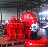 Bomba de dragagem resistente ISO9001 do cascalho certificada