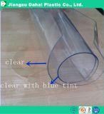 Super clair Film PVC / Crystal Film de PVC pour le package et de la Table Cloth 0,22mm