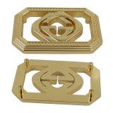 Contrassegno su ordinazione del metallo dell'oro di stile dell'inarcamento di fascia