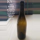 Heißer Verkaufs-neue französische Burgunder-Wein-Glasflasche
