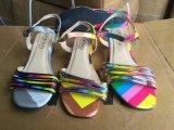 Les jeunes filles/enfants filles sandales sandales, coloré/47000paires de pantoufles,