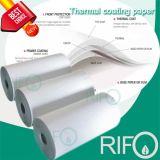 Рр Конфиденциальные бумаги для покрытия тепловых сетей супермаркетов наклейки MSDS RoHS