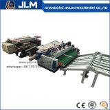 Control automático del CNC 8 pies de la madera contrachapada de la chapa de línea de la peladura para la producción de la madera contrachapada