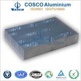 Profil en aluminium d'extrusion d'OEM avec (900:2008 d'OIN ; TS16949 : 2008 diplômées)