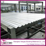 Yx51-253-760 galvanizou o Decking estratificado do assoalho da plataforma de revestimento do aço