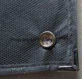 Coperchio Zippered non tessuto riciclato pieghevole reso personale del vestito del sacchetto di indumento dei pp