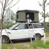 High Quality 4WD Roof Tent Shell Hardware Because Truck Roof Signal Tent for Camp-site and Dolly