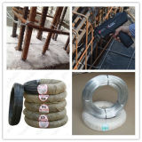 Rebar-verbindlicher Draht-galvanisierte Fabrik-Verkäufe 1.0mm