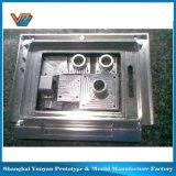 Peças fazendo à máquina do CNC da precisão de cobre
