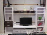 Muebles de Dormitorio armario personalizado (ZH5082)