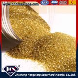 Polvere industriale dell'oro del diamante della polvere del diamante sintetico