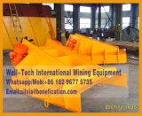 Da mineração mineral de cobre do minério do ferro de Gzg máquina de vibração do alimentador