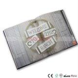 Livres à couverture rigide livre touristique Livre à colorier de l'impression
