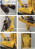 358h方法炭鉱の石の掘削装置