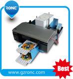 Impressora a jato de tinta de disco CD com função múltipla de cores completas