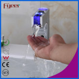 Faucet Sensor Automático Waterfall Waterfall com LED