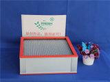 Papier en fibre de verre Résistant à haute température Filtre à air HEPA