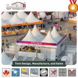 White Pagoda 3x3m Marquise tendas para venda