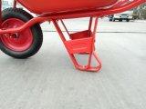 Barato em aço resistente da Malásia Wheelbarrow Pneumática