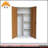 Fas-006 het Kleden zich Kast de van uitstekende kwaliteit van de Garderobe van het Metaal van het Kabinet van de Opslag