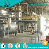 Máquina de Reciclagem de Plantas de Pirólise de Resíduos de Resíduos para Óleo