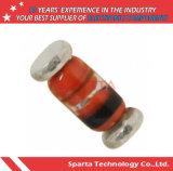 De Oppervlakte van Zmm13 500MW zet de VlakDiode Zener op van ll-34 Silicium