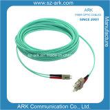 Sc-LC de Puente de fibra óptica OM3 (5M) en Venta