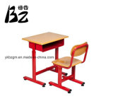Mobília de /Classroom da única do estudante mesa e da cadeira (BZ-0051)