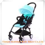 Aluminiumlegierung-Rahmen-materieller Baby-Spaziergänger