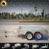 Reboque de camião basculante de trator de gaiola galvanizada (SWT-TT85)