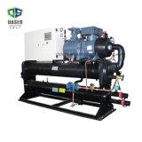 Refrigerador de refrigeração do compressor do parafuso água dobro