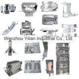 PU-Sicherheits-Aluminiumschuh-Form