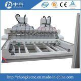 12 router di CNC di asse 3D delle teste 4 per esportare