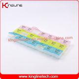 21 케이스 (KL-92101F)를 가진 플라스틱 환약 상자