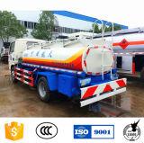 Camion del serbatoio di combustibile di Casc con l'erogazione