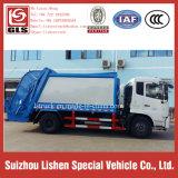 De samendrukbare Goede Kwaliteit van de Prijs van de Fabriek van de Vuilnisauto van Dongfeng van de Vuilnisauto