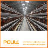 販売のための自動挿入システム養鶏場の層の鶏のケージ