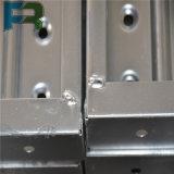 비계를 위한 안전 그리고 유연한 관통되는 강철 판자