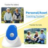 Imperméable IP66 Dispositif de repérage GPS pour les enfants et les personnes âgées EV07