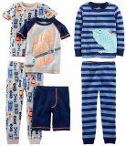 Vestiti svegli 100% del bambino degli indumenti da notte del manicotto lungo del pigiama del cotone della stampa di modo