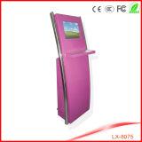Réseau de signalisation numérique Media Player Kiosque d'information avec écran tactile et clavier LED permanent affichage publicitaire gratuit