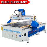 Jinan Blue Elephant 1325 Wood Design de la machine CNC routeur Routeur pour des meubles en bois de la machine