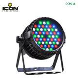고품질 (ICON-P063A)를 가진 IP65 36 RGB 옥외 LED 동위