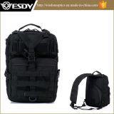 Мешок Backpack седловины Tote напольного раскосного пакета плеча сь тактический