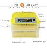 Cer-markierter automatischer Minihuhn-Ei-Inkubator Yz-96