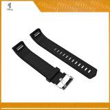 Muñeca elegante de las vendas de reloj de las correas del reemplazo de la pulsera del silicón para la carga 2 de Fitbit