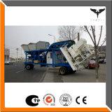 工場直接および効率的な移動式具体的な混合プラント